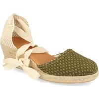 Schoenen Dames Espadrilles Shoes&blues SB-22006 Verde