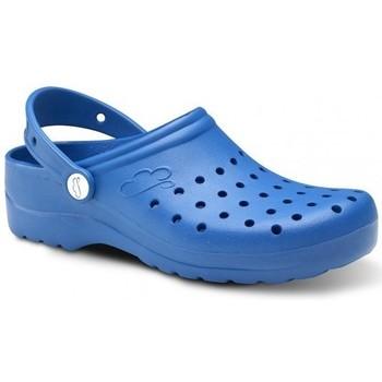 Schoenen Heren Klompen Feliz Caminar Zuecos Sanitarios Flotantes Gruyere - Blauw