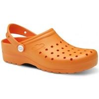 Schoenen Heren Klompen Feliz Caminar Zuecos Sanitarios Flotantes Gruyere - Orange