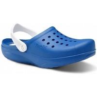 Schoenen Heren Klompen Feliz Caminar Zuecos Sanitarios Kinetic - Blauw