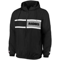 Textiel Heren Wind jackets Fanatics  Zwart