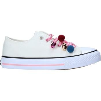 Schoenen Kinderen Sneakers Miss Sixty S21-S00MS911 Wit