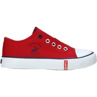Schoenen Kinderen Lage sneakers Beverly Hills Polo Club S21-S00HK535 Rood