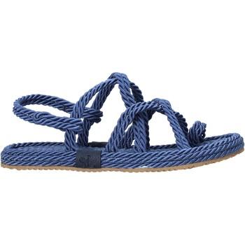 Schoenen Dames Sandalen / Open schoenen Sara Lopez SLS21 Blauw