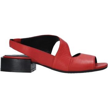 Schoenen Dames Sandalen / Open schoenen Bueno Shoes 21WS4900 Rood
