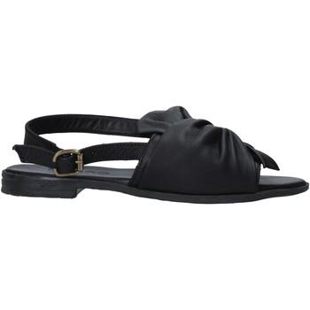 Schoenen Dames Sandalen / Open schoenen Bueno Shoes 21WQ2005 Zwart