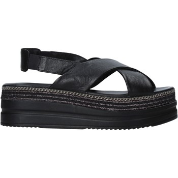Schoenen Dames Sandalen / Open schoenen Bueno Shoes 21WS5702 Zwart