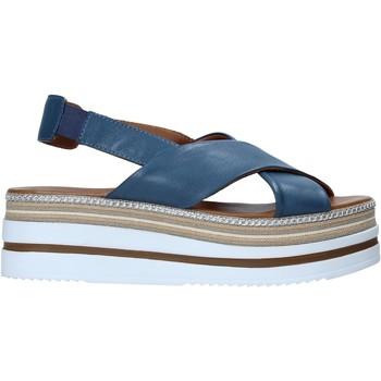 Schoenen Dames Sandalen / Open schoenen Bueno Shoes 21WS5702 Blauw