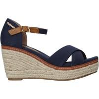 Schoenen Dames Sandalen / Open schoenen Refresh 72879 Blauw