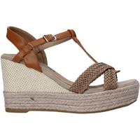 Schoenen Dames Sandalen / Open schoenen Refresh 72661 Bruin
