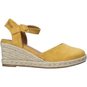 Schoenen Dames Sandalen / Open schoenen Refresh 72858 Geel