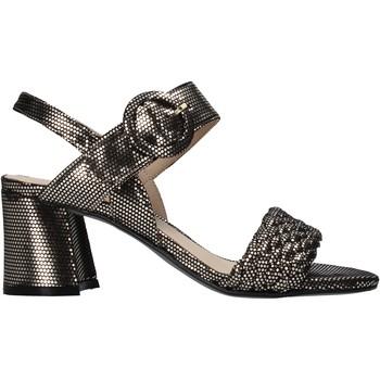 Schoenen Dames Sandalen / Open schoenen Carmens Padova 45109 Zwart
