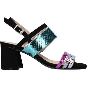 Schoenen Dames Sandalen / Open schoenen Carmens Padova 45069 Zwart