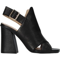 Schoenen Dames Sandalen / Open schoenen Carmens Padova 45059 Zwart