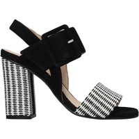 Schoenen Dames Sandalen / Open schoenen Carmens Padova 45108 Zwart