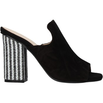 Schoenen Dames Sandalen / Open schoenen Carmens Padova 41489 Zwart