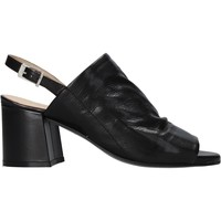 Schoenen Dames Sandalen / Open schoenen Carmens Padova 45416 Zwart