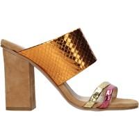 Schoenen Dames Sandalen / Open schoenen Carmens Padova 45063 Oranje