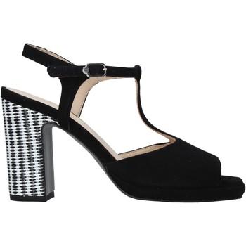 Schoenen Dames Sandalen / Open schoenen Carmens Padova 45085 Zwart