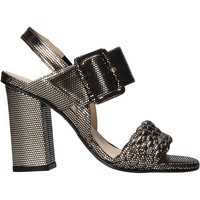 Schoenen Dames Sandalen / Open schoenen Carmens Padova 45073 Zwart