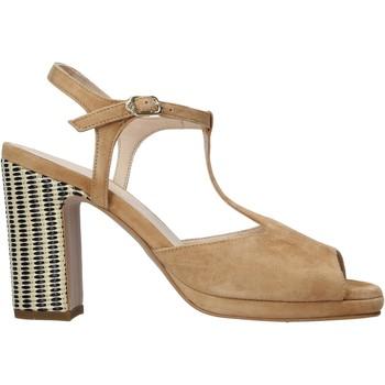 Schoenen Dames Sandalen / Open schoenen Carmens Padova 45085 Bruin