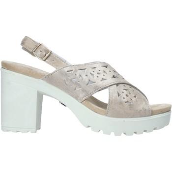 Schoenen Dames Sandalen / Open schoenen IgI&CO 7171011 Beige