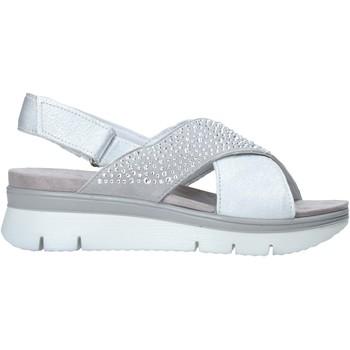 Schoenen Dames Sandalen / Open schoenen Enval 7283511 Grijs