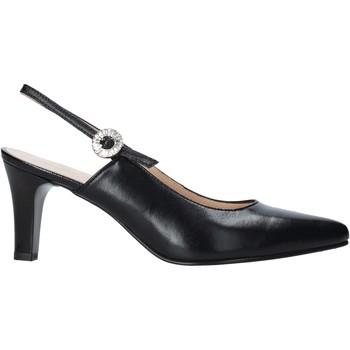 Schoenen Dames Sandalen / Open schoenen Soffice Sogno E20036 Zwart