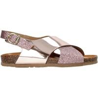 Schoenen Meisjes Sandalen / Open schoenen Bionatura 22B 1047 Roze