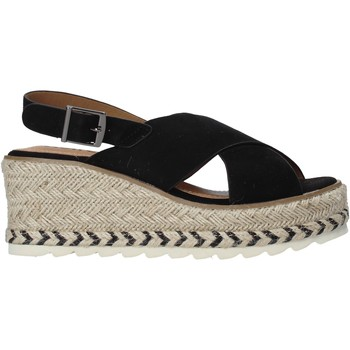 Schoenen Dames Sandalen / Open schoenen Refresh 72854 Zwart