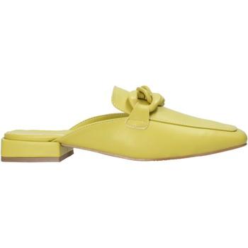 Schoenen Dames Espadrilles Grace Shoes 228006 Geel