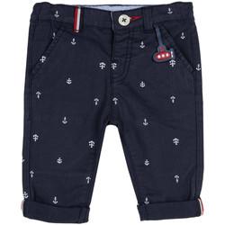 Textiel Jongens Korte broeken / Bermuda's Chicco 09008395000000 Blauw