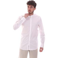 Textiel Heren Overhemden lange mouwen Sseinse CE639SS Wit