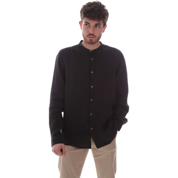Textiel Heren Overhemden lange mouwen Sseinse CE643SS Zwart