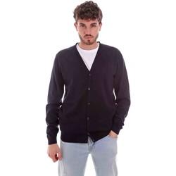 Textiel Heren Vesten / Cardigans Sseinse ME1831SS Blauw