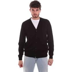 Textiel Heren Vesten / Cardigans Sseinse ME1831SS Zwart