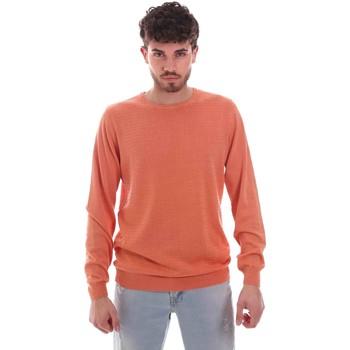 Textiel Heren Truien Sseinse ME1836SS Oranje