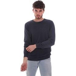 Textiel Heren Truien Sseinse ME1836SS Blauw