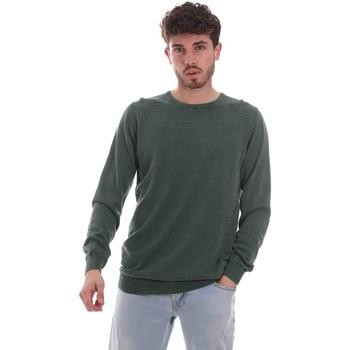 Textiel Heren Truien Sseinse ME1836SS Groen