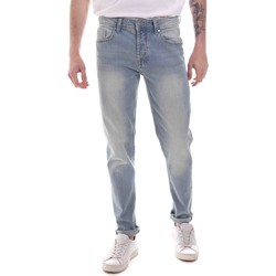 Textiel Heren Straight jeans Sseinse PJE760SS Blauw