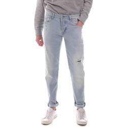 Textiel Heren Straight jeans Sseinse PJE763SS Blauw