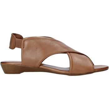 Schoenen Dames Sandalen / Open schoenen Bueno Shoes 21WL2408 Bruin