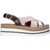 Schoenen Dames Sandalen / Open schoenen Bueno Shoes 21WS5704 Roze