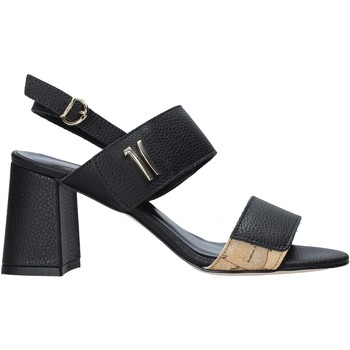 Schoenen Dames Sandalen / Open schoenen Alviero Martini E124 587A Zwart