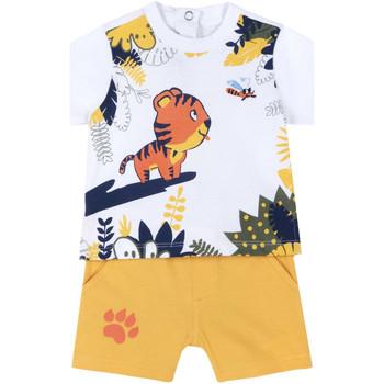 Textiel Kinderen Setjes Chicco 09076633000000 Geel