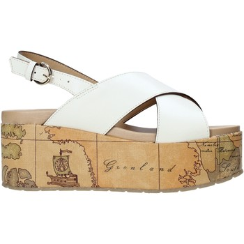 Schoenen Dames Sandalen / Open schoenen Alviero Martini E111 8578 Beige