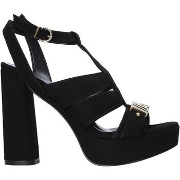 Schoenen Dames Sandalen / Open schoenen Alviero Martini E128 8058 Zwart