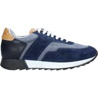 Schoenen Heren Lage sneakers Alviero Martini P169 306B Blauw