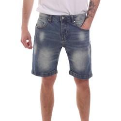 Textiel Heren Korte broeken / Bermuda's Sseinse PBJ761SS Blauw
