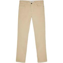 Textiel Heren 5 zakken broeken Trussardi 52J00007-1T005015 Beige